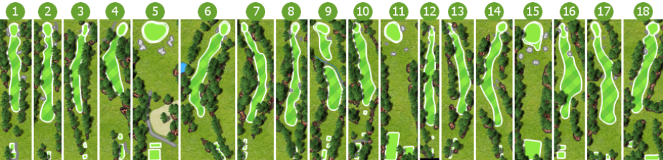 course hole image2