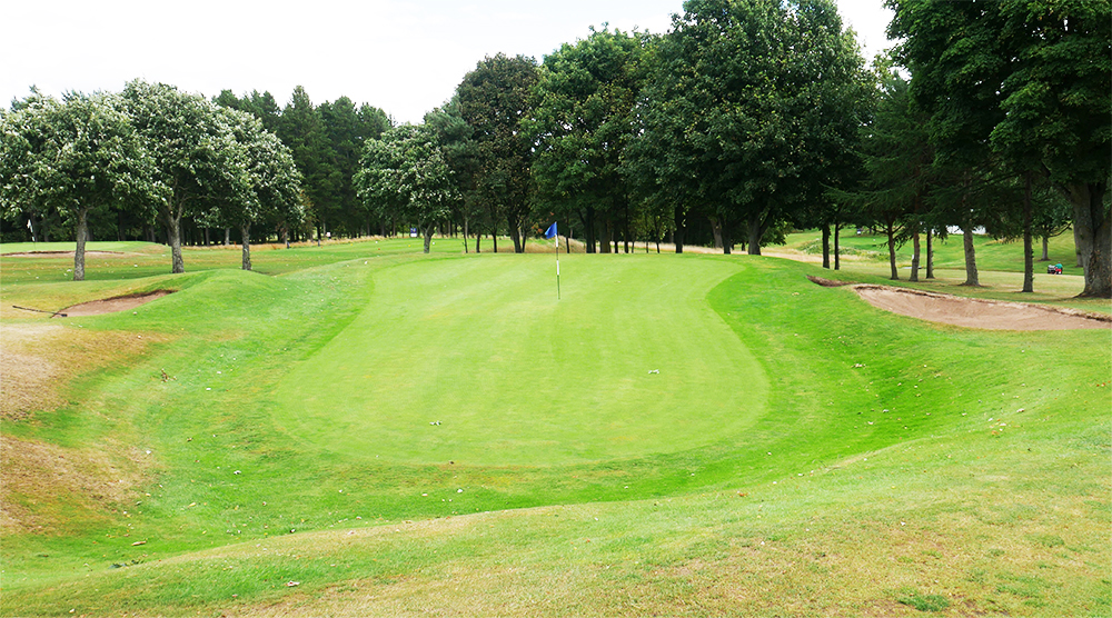 13th green image